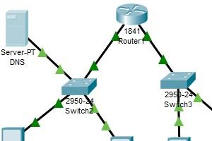 Лабораторная работа №10: Cisco Packet Tracer. Настройка VLAN