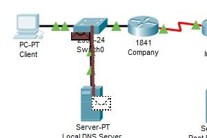 Распределённая DNS система
